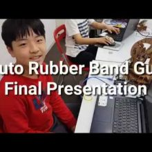 Presentation about Auto Rubber Band Gun 01